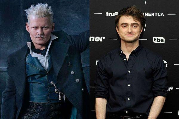 Fantastik Canavarlar filminde Jonny Depp mi? Daniel Radcliffe mı?