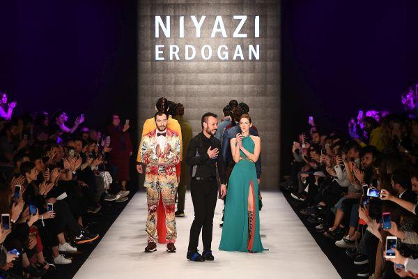 Niyazi Erdoğan Mercedes-Benz Fashion Week İstanbul