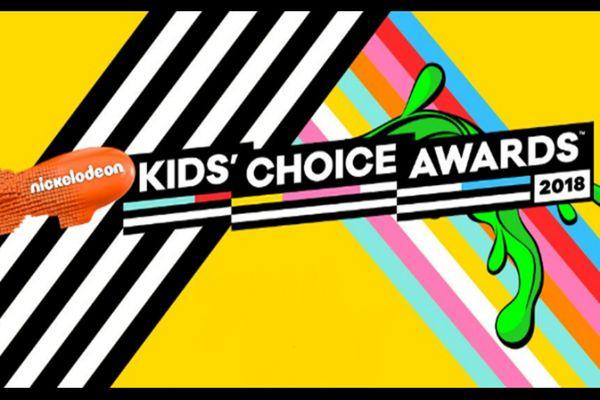 Nickelodeon Kids' Choice Ödülleri sahiplerini buldu