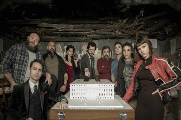 La Casa De Papel'cileri mutlu edecek dizi önerileri