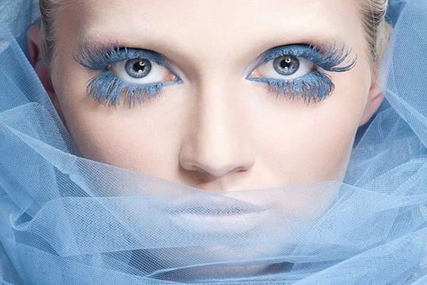 KIKO Milano ürünleri ile mavi tonlu makyaj önerileri