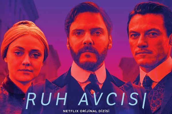 Netflix'den yeni dizi Ruh Avcısı