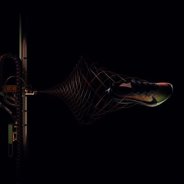 Nike 3D ayakkabı yüzü Flyprint'i tanıttı