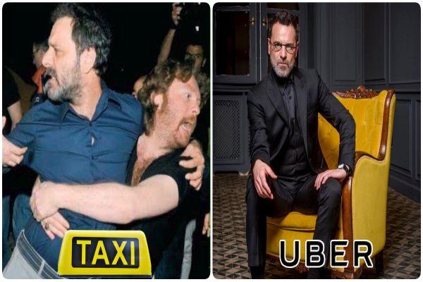 Taksi mi? Uber mi?