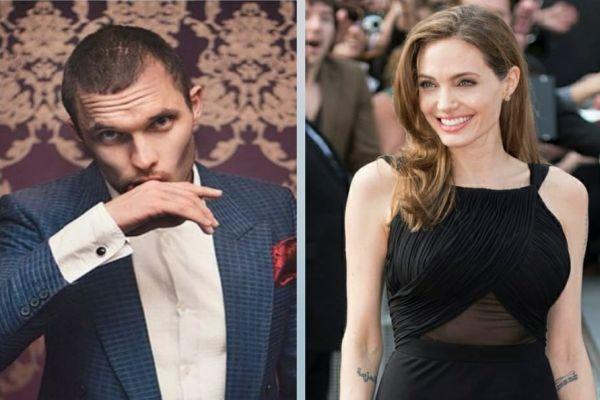 Angelina Jolie ve Ed Skrein aşk mı yaşıyor?