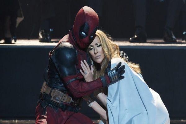 Deadpool 2'ye Celine Dion imzası