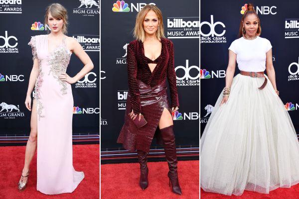 2018 Billboard Müzik Ödülleri'nin en iyi kıyafetleri