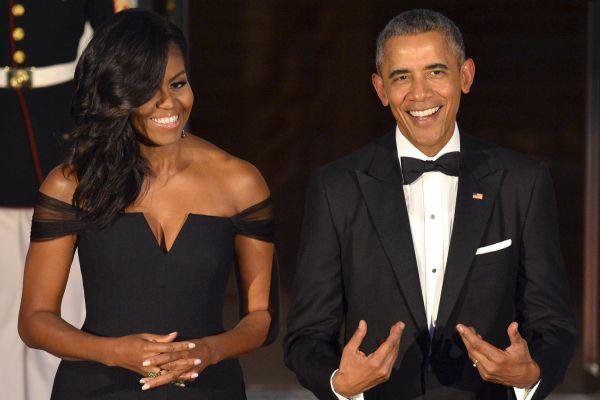 Barack ve Michelle Obama artık Netflix'te!