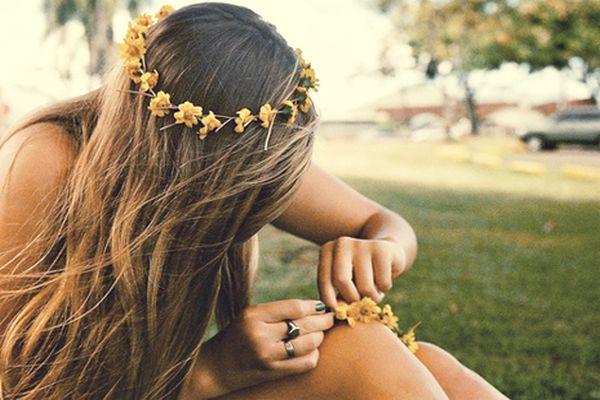 Siz de saç renginizi doğal yollarla açın!