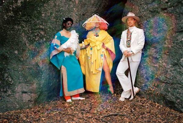 Labrinth, Sia ve Diplo'dan oluşan LSD'nin yeni single'ı yayımlandı!