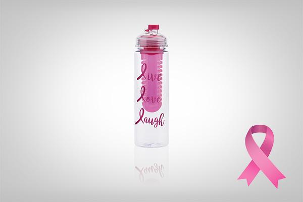 Avon Detoks Şişesi ile meme kanserine karşı mücadelesini sürdürüyor