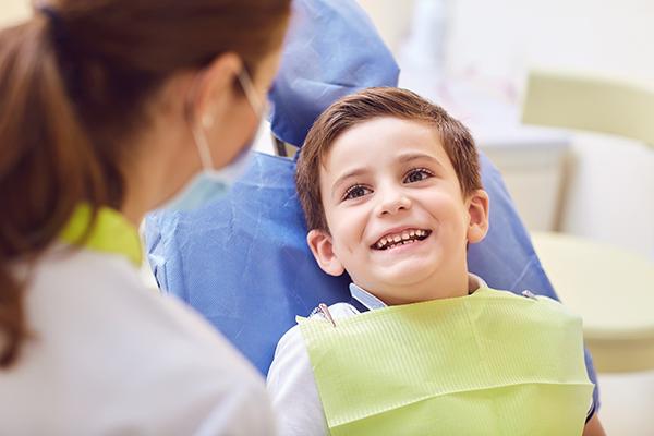 Diş problemi olan çocuklar kendine güvensiz ve içine kapanık olabilir!
