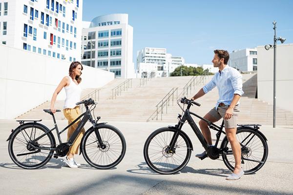 Peugeot yeni neo-retro tarzı şehir bisikletlerini tanıtıyor