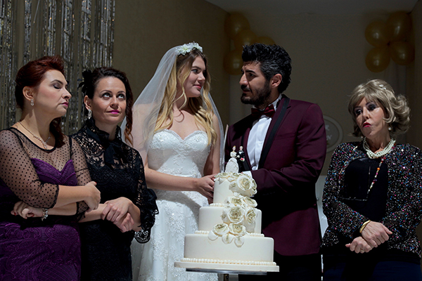 """""""Sorma Neden"""" ile istenmeyen düğün serüveni 21 Eylül'de sinemalarda!"""