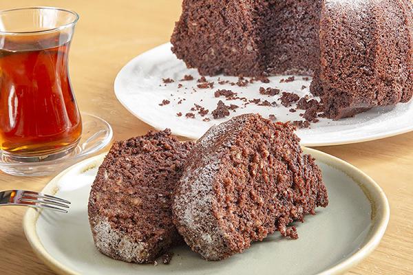 Yaz aylarında da favorilerimiz kurabiye ve kek oldu