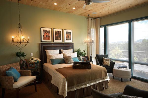 En doğru yatak odası aydınlatması nasıl olmalı?