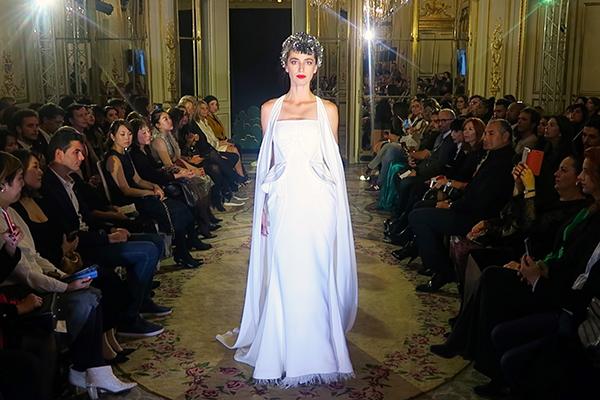 Paris Moda Haftası'nda Arzyu by Arzu Karpol rüzgarı