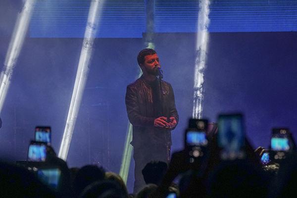 Mehmet Erdem'den İsfanbul'da muhteşem konser!