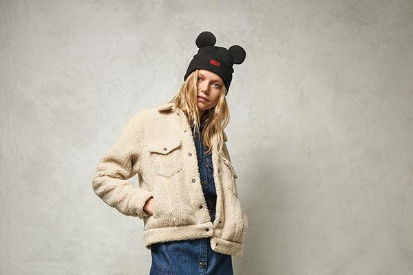 Levi's Mickey Mouse'un 90'ıncı yaşını özel koleksiyonuyla kutluyor