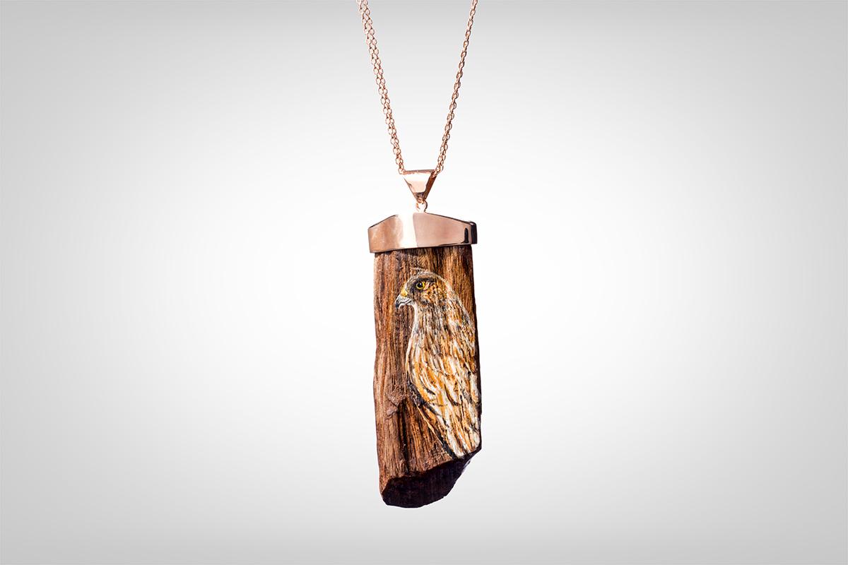 Öd ağacının otantik mücevherlere dönüşümüne tanık olun!