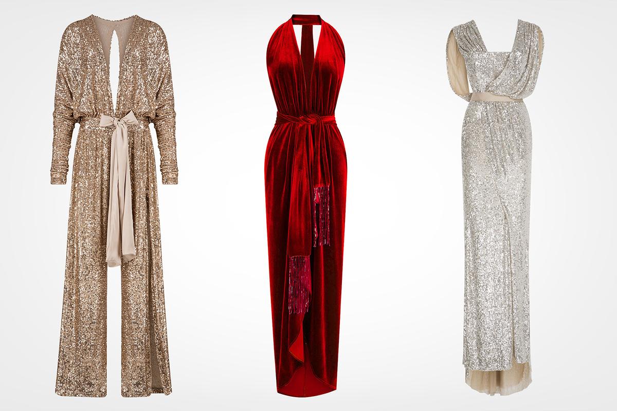 Işıltılı gecelerin güçlü kadınları için tasarlandı: Viola&Vesper!