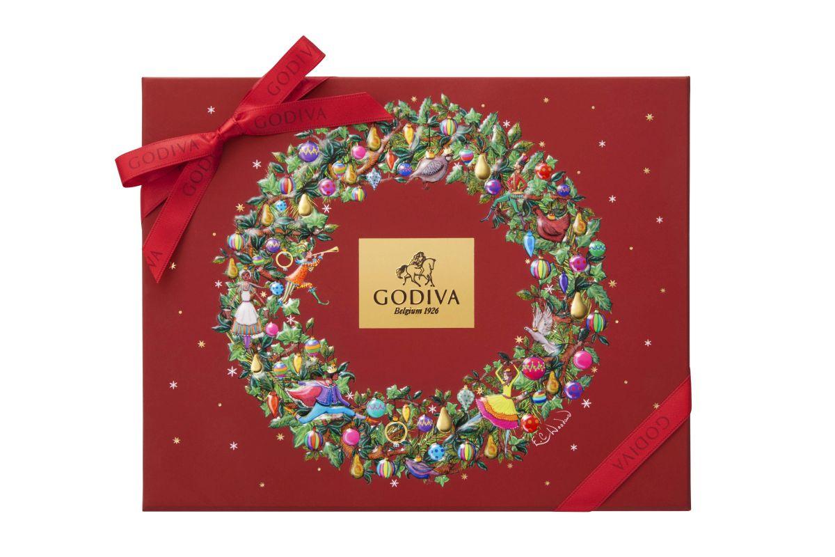 Godiva 'nın yeni yıl koleksiyonu çikolata severler ile buluşuyor!