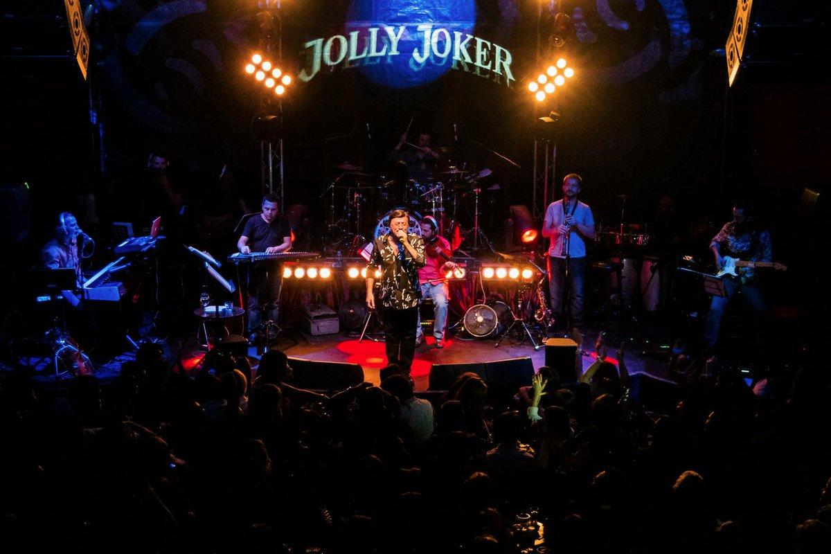 Eğlencenin nabzı Jolly Joker'de atıyor!