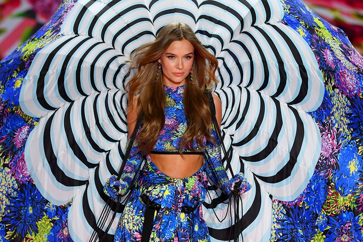 Victoria's Secret x Mary Katrantzou koleksiyonu görücüye çıktı