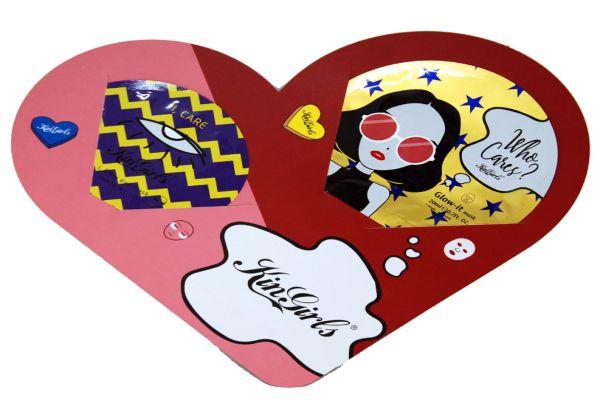 KinGirls Beauty ile Sevgililer Günü'ne ışıl ışıl hazır olun!