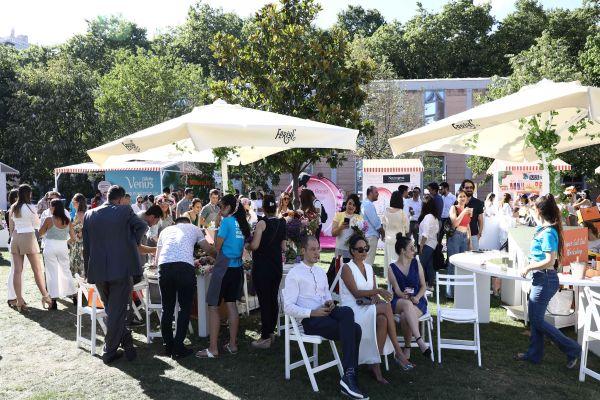 Migros yaz partisini Feriye Garden'da gerçekleştirdi