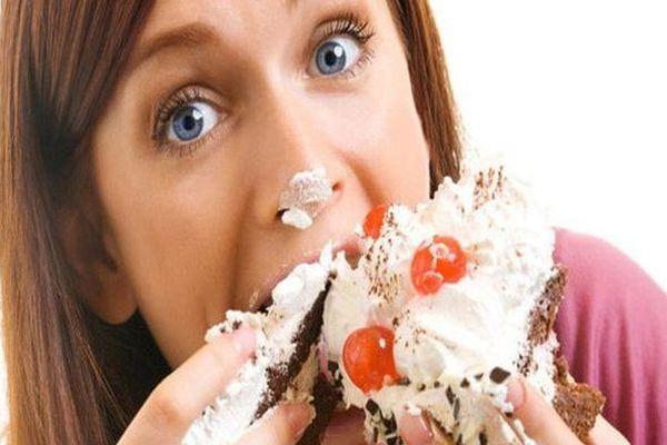 Artık tatlı yenerek de kilo verilebilir