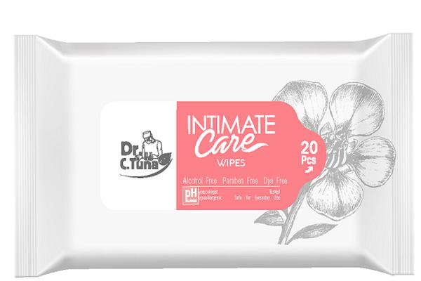 Dr. C. Tuna Intimate Care serisi gün boyu taze hissettiriyor