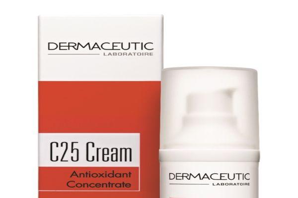 Dermaceutic C25 cildi sonbahar bakımına sokuyor