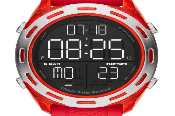 Diesel yeni saatini sporu ve teknolojiyi sevenlerle buluşturdu