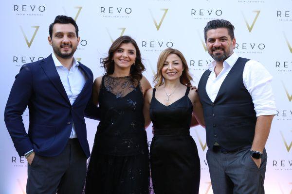 Revo Klinik açılışı Levent'te gerçekleşti