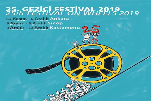 Fatih Özgüven'in seçtiği filmler 25. Gezici Festival'de seyirciyle buluşacak