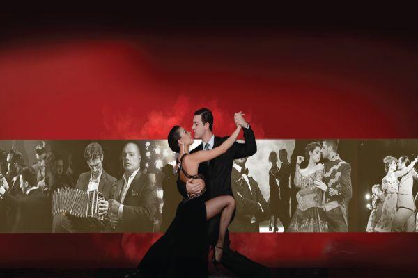 Tango Dünya Şampiyonları Zorlu PSM'ye geliyor