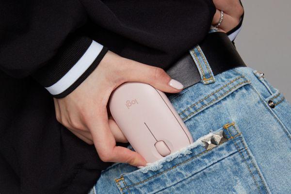 Logitech'ten Pebble kablosuz mouse M350 masalarda yerini aldı