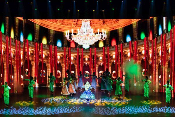 Zorlu PSM'de yine bir Hint Müzikali sürprizi sahne alacak