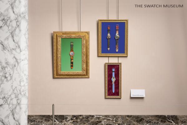 Swatch Louvre Müzesi ile iş birliğini sunar