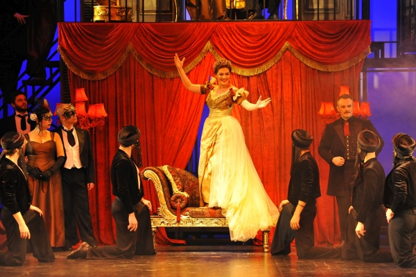 Don Quichotte Operası bu sezonda sahnede