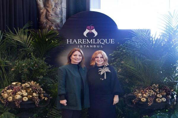 Haremlique Istanbul yeni yıl daveti verdi
