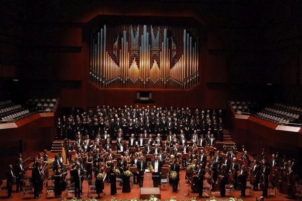 Cumhurbaşkanlığı Senfoni Orkestrası yeni yılı Zorlu PSM'de karşılıyor
