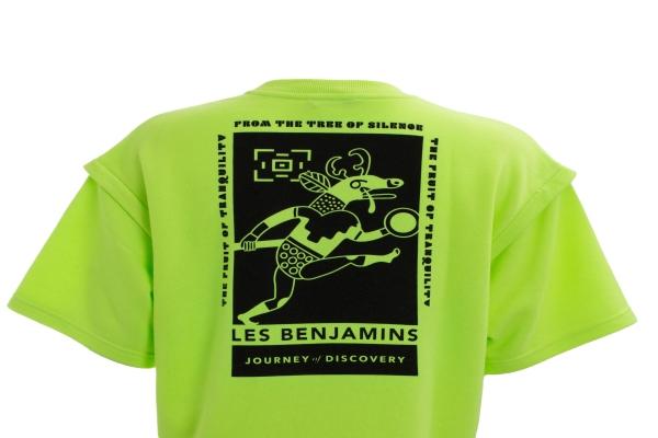 Les Benjamins yeni yıl için geri sayıma başladı