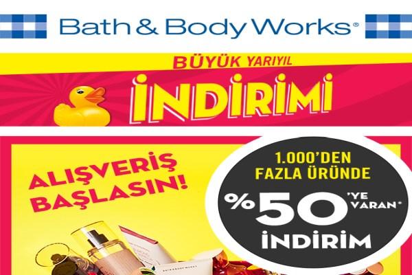 Bath & Body Works indirim sezonuna başladı