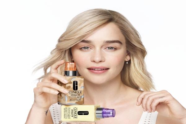 Emilia Clarke Clinique'in yeni marka elçisi oldu