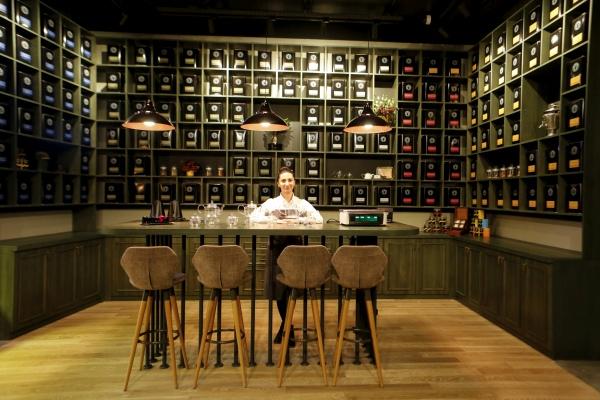 Helmut Sachers Roastery İstanbul'da açıldı