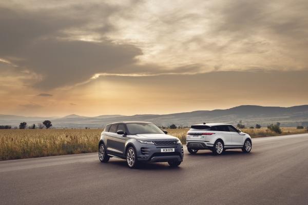 Yeni Range Rover Evoque 700 bin TL'lik etiketiyle bayilerde