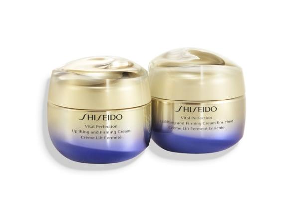 Shiseido Vital Perfection'ı sunar