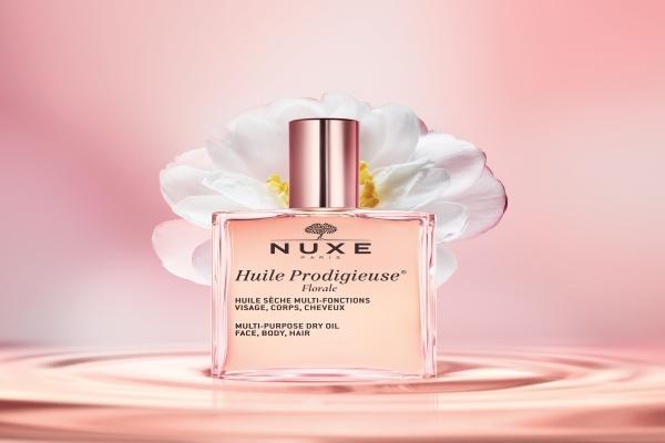Bahar çiçekleri Huile Prodigieuse® Florale ile açıyor